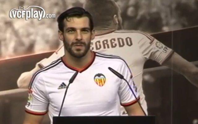 Alvaro Negredo Valencia
