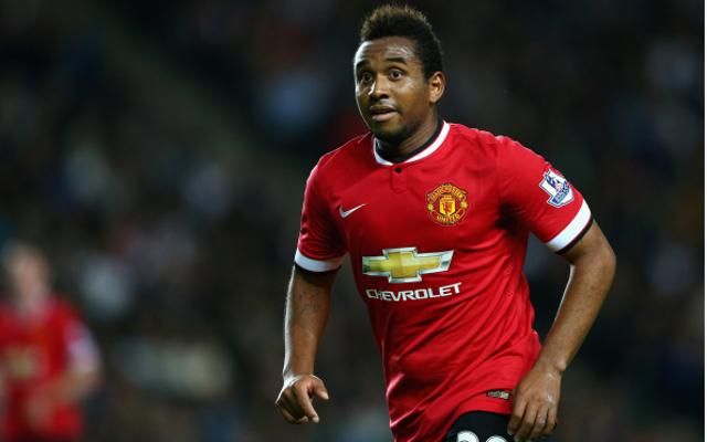 Anderson Man United
