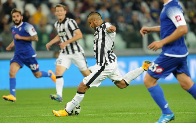 Arturo Vidal Juventus