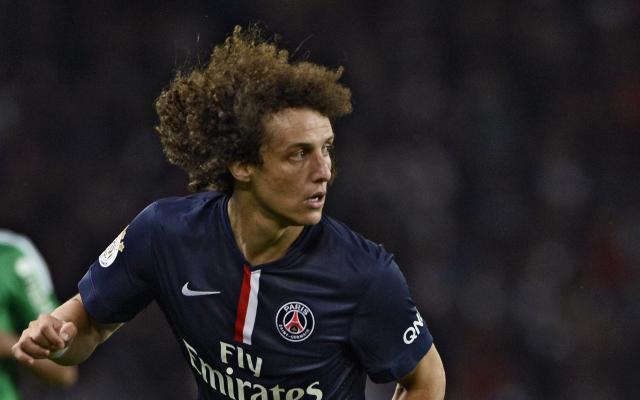 David Luiz PSG