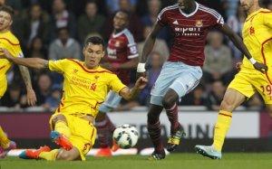 Dejan Lovren Liverpool West Ham