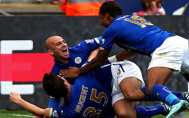 Esteban Cambiasso Leicester City