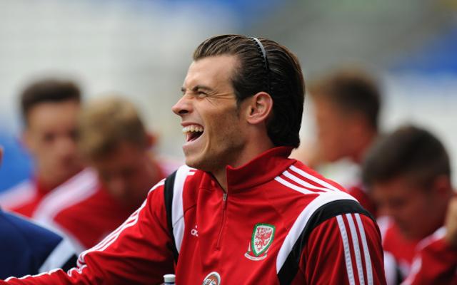 Gareth Bale Wales
