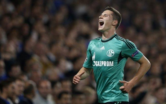 Julian Draxler Schalke Chelsea