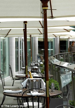 Lowrey Hotel conservatory