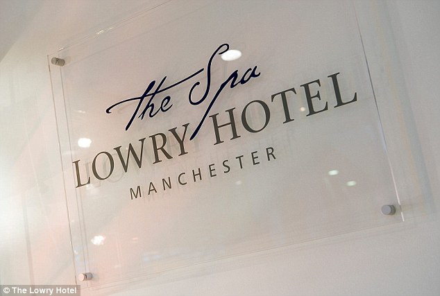 Lowrey Hotel sign