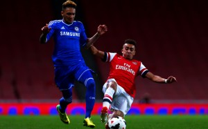 Arsenal U18 v Chelsea U18 - FA Youth Cup Semi Final: Second Leg