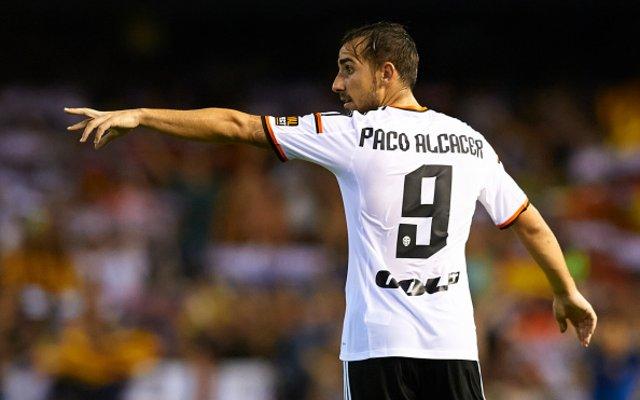 Paco Alcacer Valencia