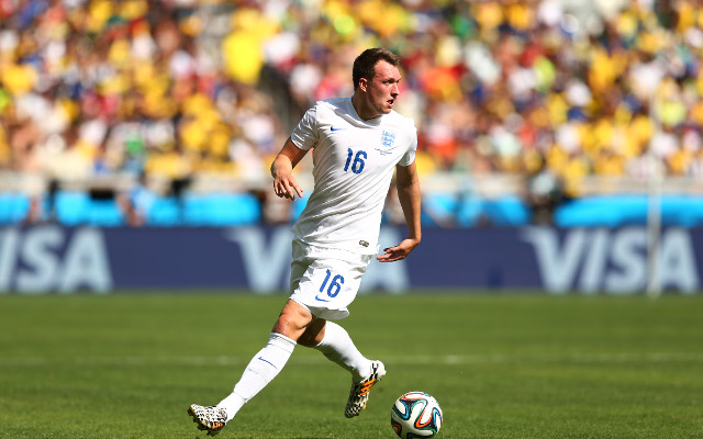 Phil Jones England