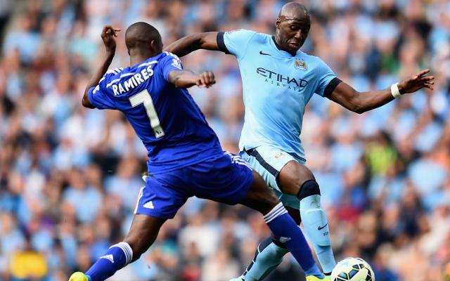 Ramires Chelsea Eliaquim Mangala Manchester City