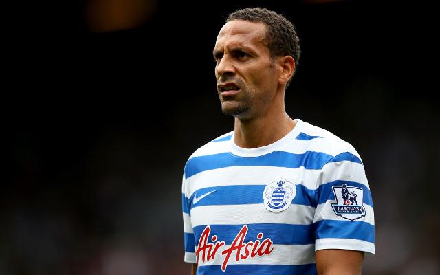 Rio Ferdinand QPR