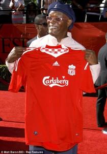 Samuel L Jackson Liverpool