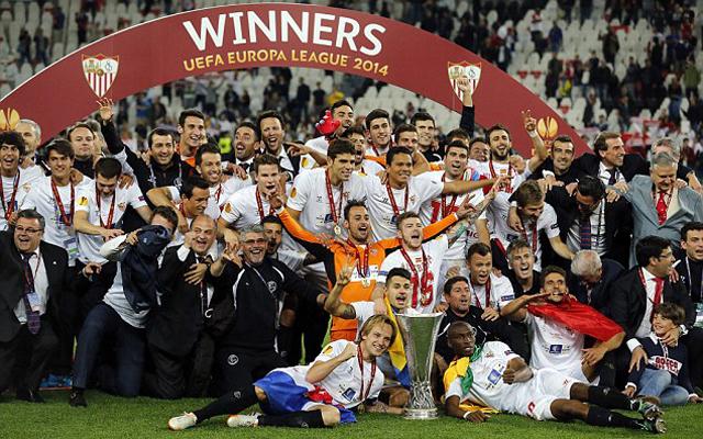 Sevilla Europa League 2013-14
