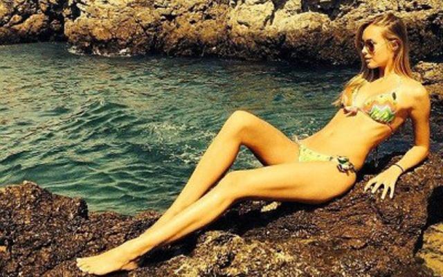 Viktoria Varga Graziano Pelle Southampton WAG