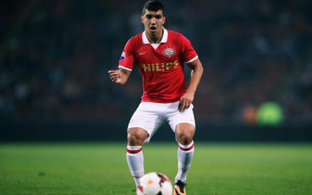 Zakaria Bakkali PSV Eindhoven
