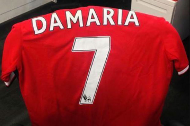 Angel di Maria Man United