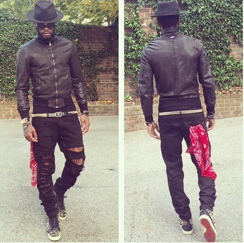 Alex Song West Ham Cowboy