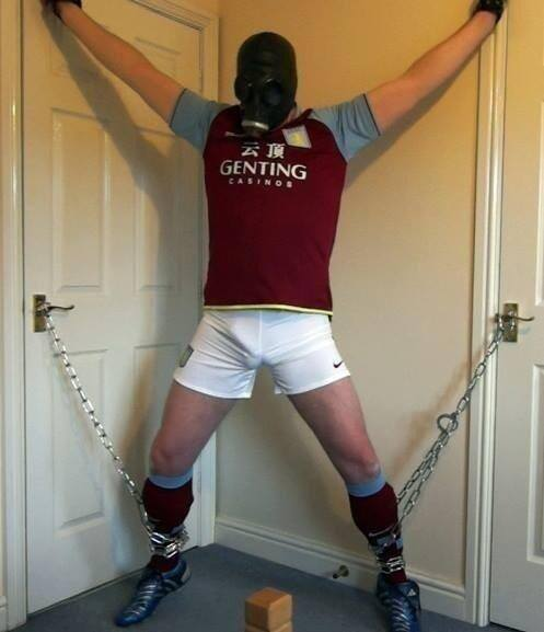 Aston Villa gimp