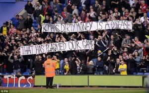 Chelsea v Crystal Palace Banner