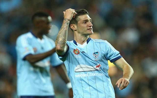 Corey Gameiro Sydney FC