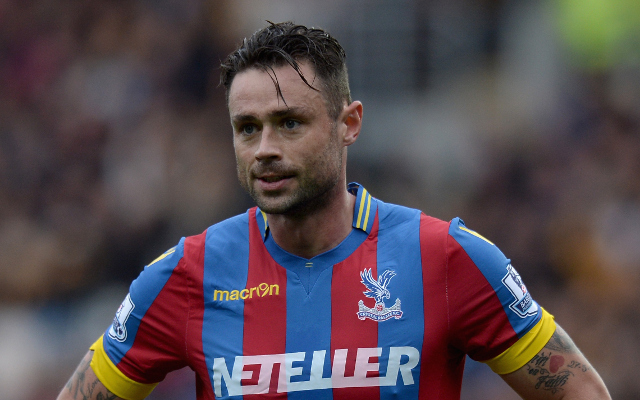 Damien Delaney Crystal Palace