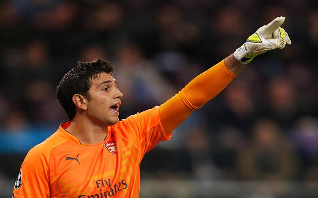 Damien Martinez Arsenal