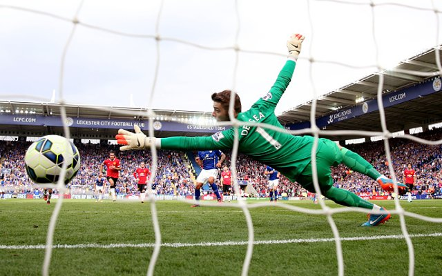 David de Gea penalty save