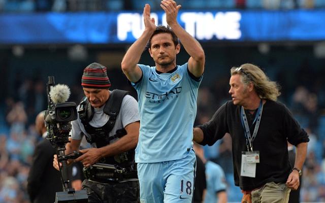 Frank Lampard Man City