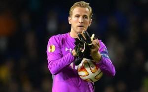 Harry Kane, goalkeeper