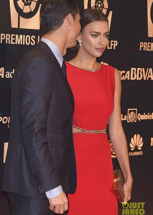 Irina Shayk Cristiano Ronaldo WAG 1
