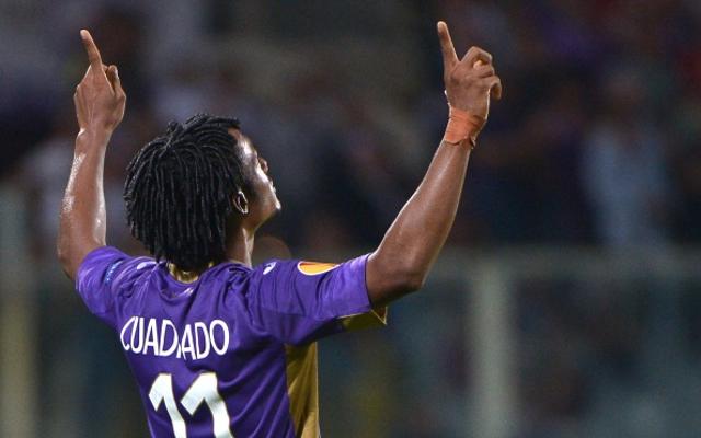 Juan Cuadrado Fiorentina