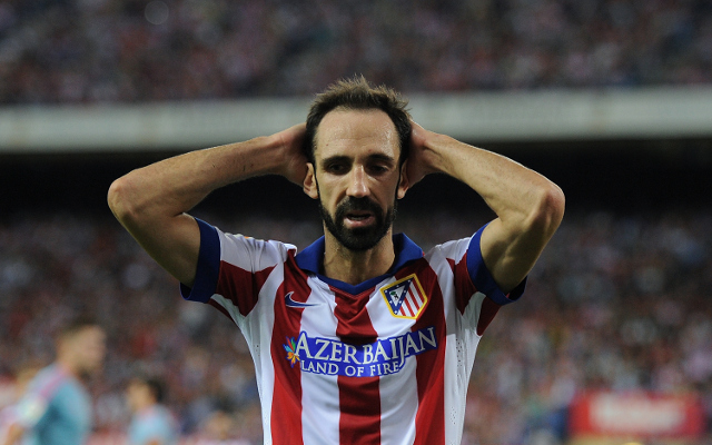 Juanfran Atletico Madrid