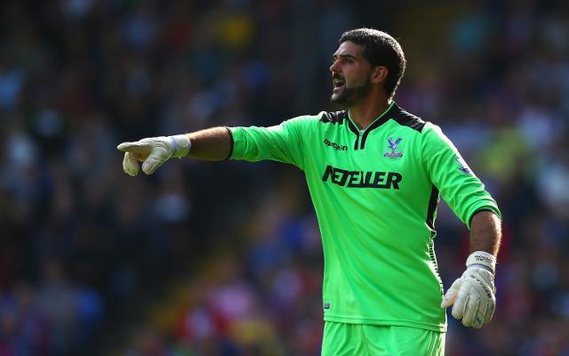 Julian Speroni Crystal Palace