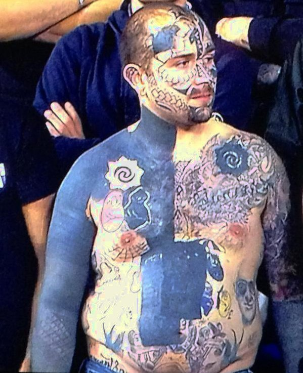 Eight Horrific Football Fan Tattoos Including Arsenal Liverpool Chelsea Man United Stinkers Page 3 Of 8 Caughtoffside