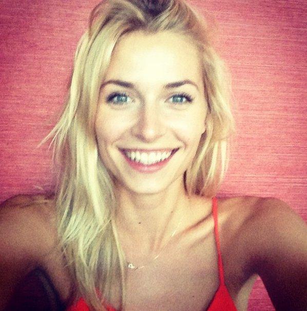 Lena Gercke - Girlfriend of Real Madrid's Sami Khedira