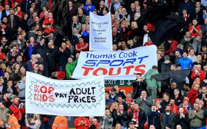 Liverpool Fan Protest 2