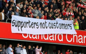 Liverpool Fan Protest 3