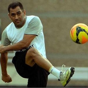 MS Dhoni Football Owner