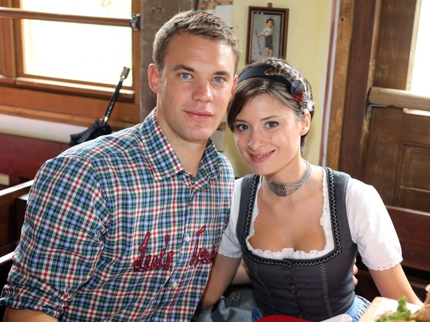 Arsenal Vs Rennes Wikipedia: (Images) Manuel Neuer Breaks Up With Girlfriend Kathrin