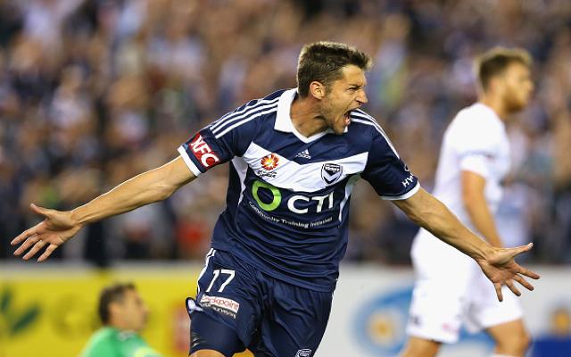 Matthieu Delpierre Melbourne Victory
