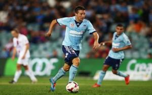 Milos Dimitrijevic Sydney FC