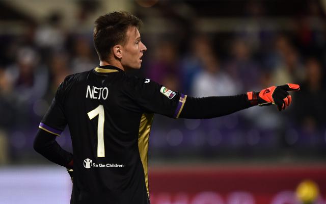Neto Fiorentina