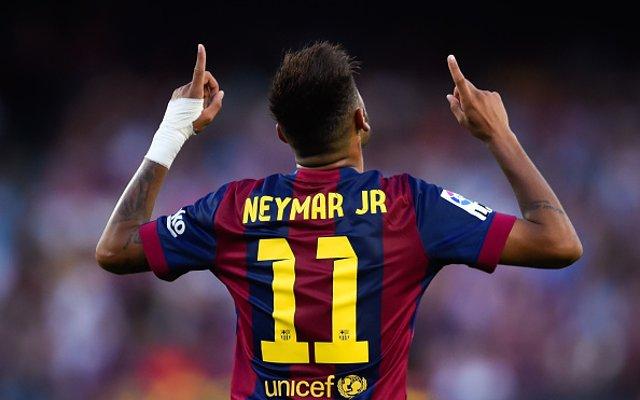 Neymar Barcelona Goal