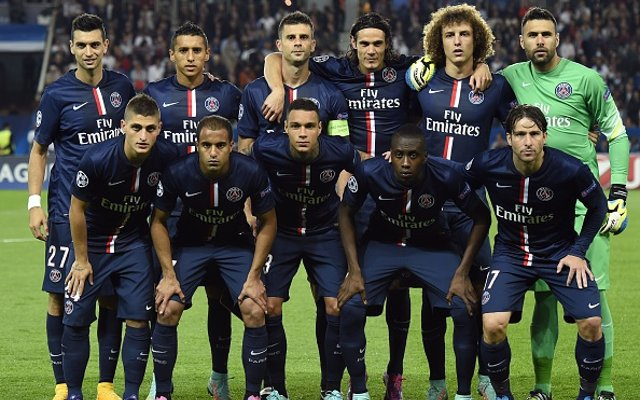PSG team
