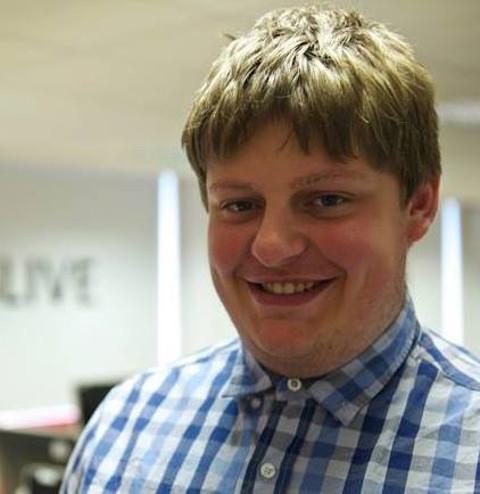 Richard Scott, Nantwich Town press officer