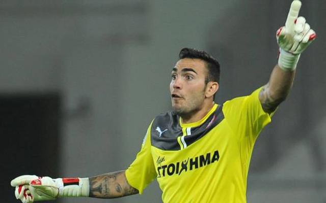 (Image) Olympiakos Hero Is Safer Than A Condom, Jokes