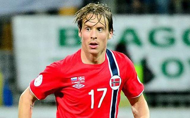 Stefan Johansen Norway