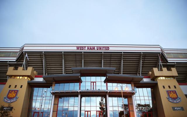 Upton Park West Ham