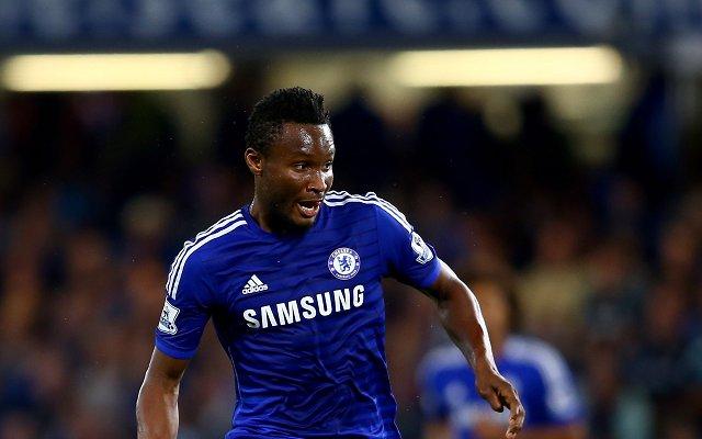 John Obi Mikel Chelsea