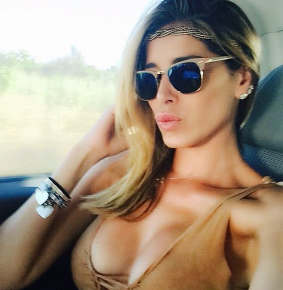 Aida Yespica Instagram